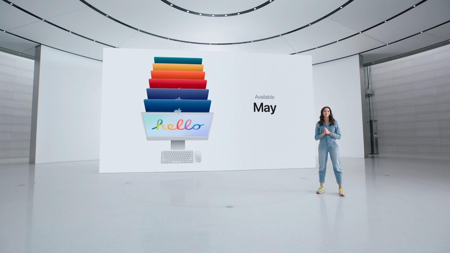Apple Event Avril 2021