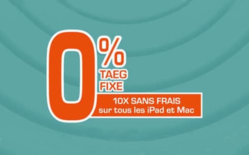 Consomac   Le Mac et l iPad en 10 fois sans frais chez Boulanger b16f520fed17