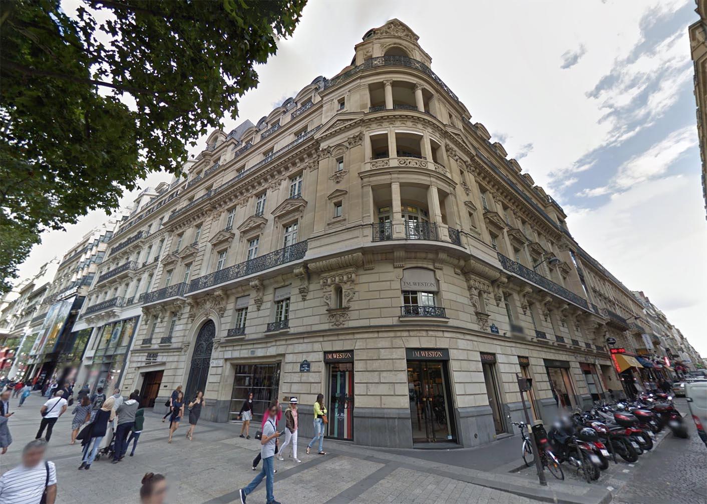 Apple Store Champs-Élysées