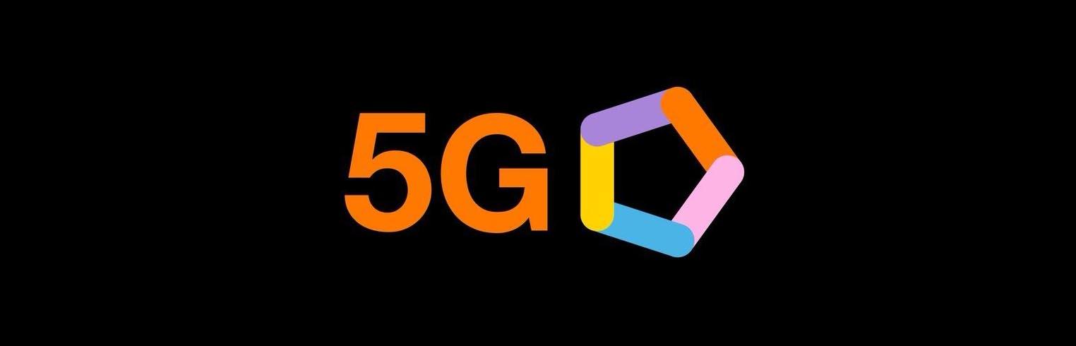 5G logo Orange
