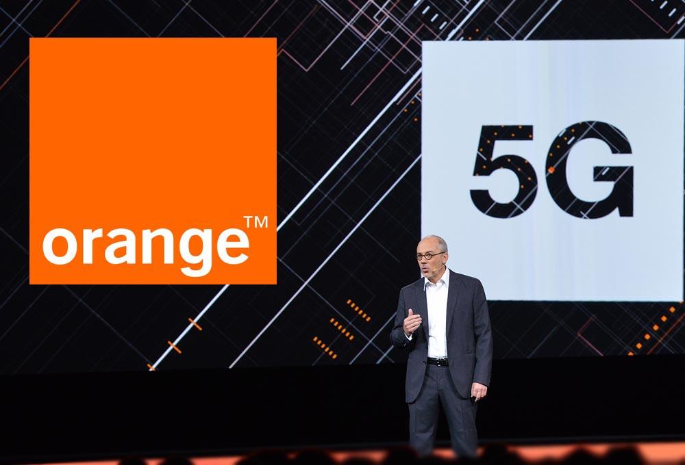 Stéphane Richard Orange 5G
