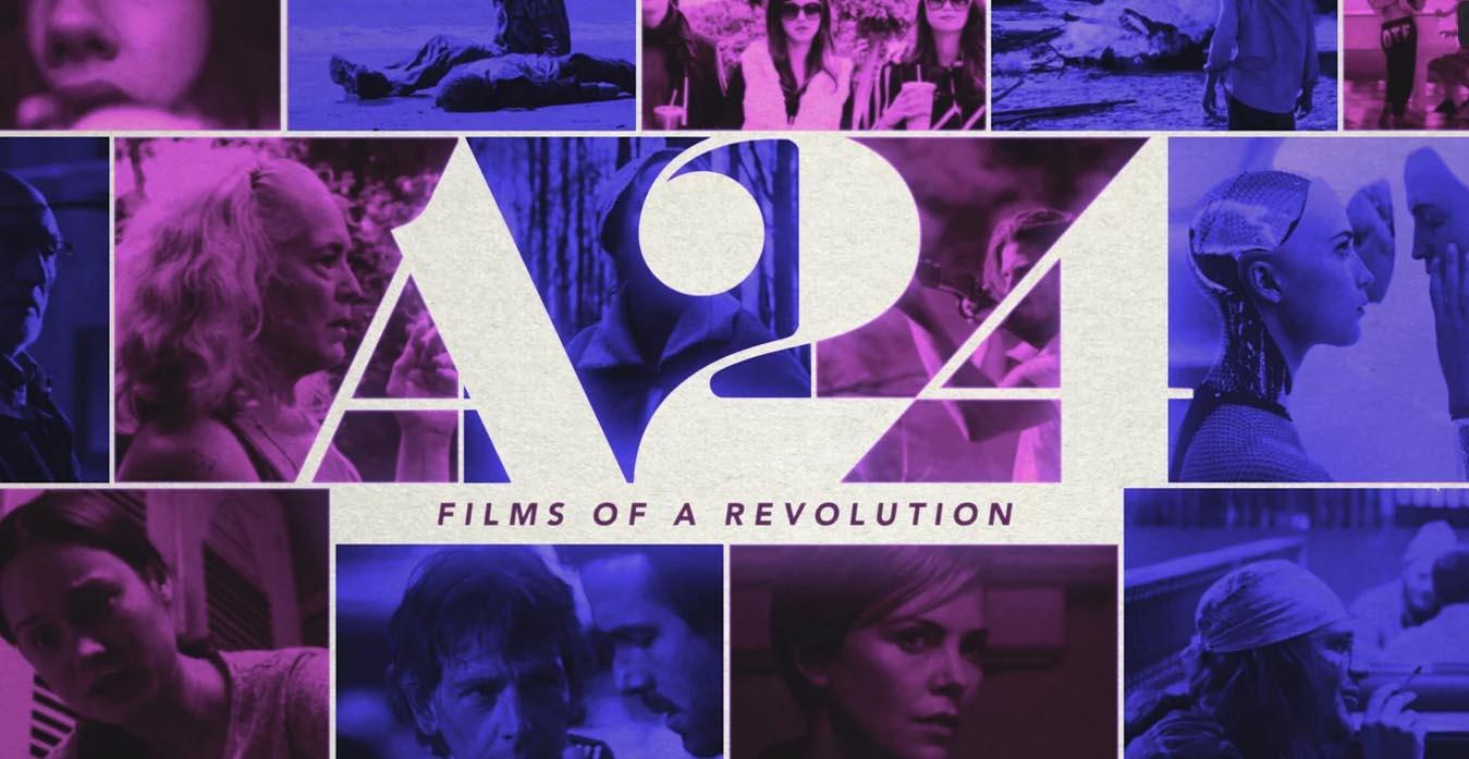 Apple A24 films