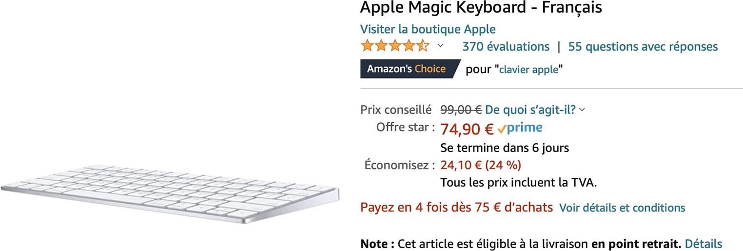 Amazon Keyboard