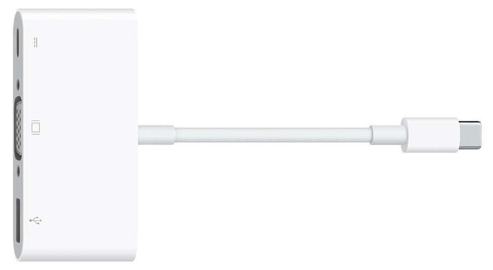 Adaptateur USB C MacBook
