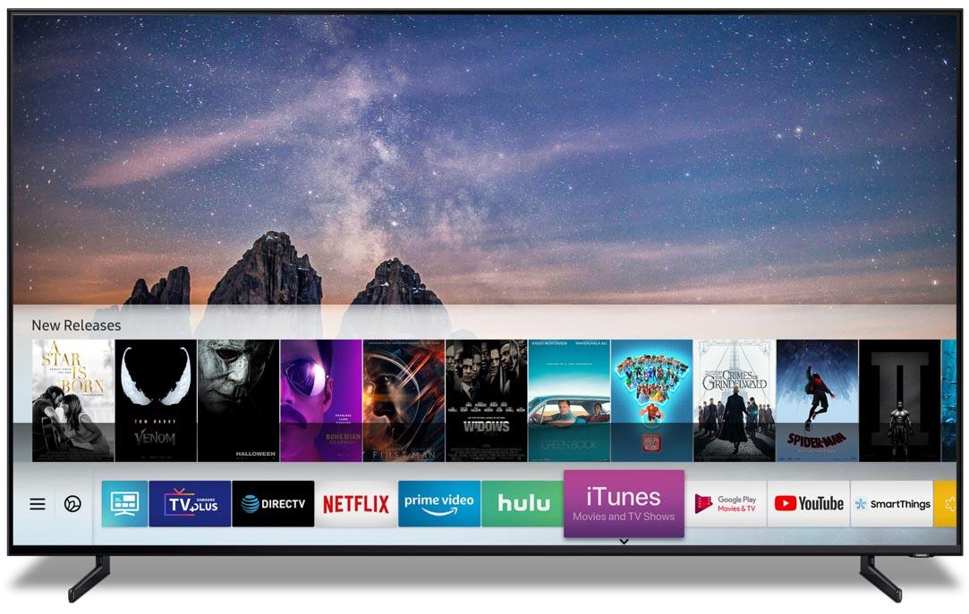 iTunes Samsung