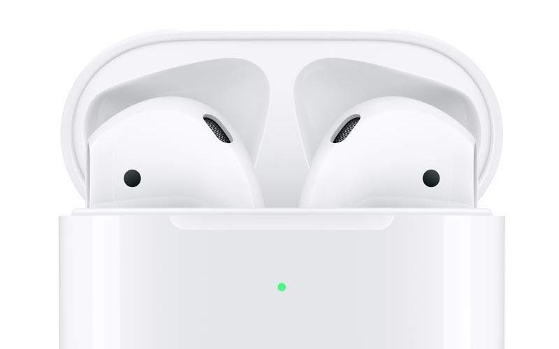Les AirPods avec chargeur sans fil à 169 € !