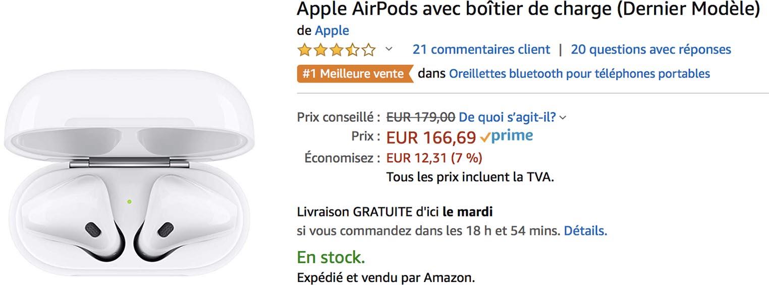 AirPods 2019 Amazon