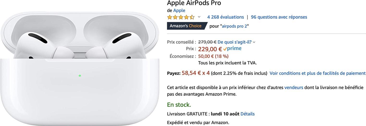 AirPods Pro Amazon