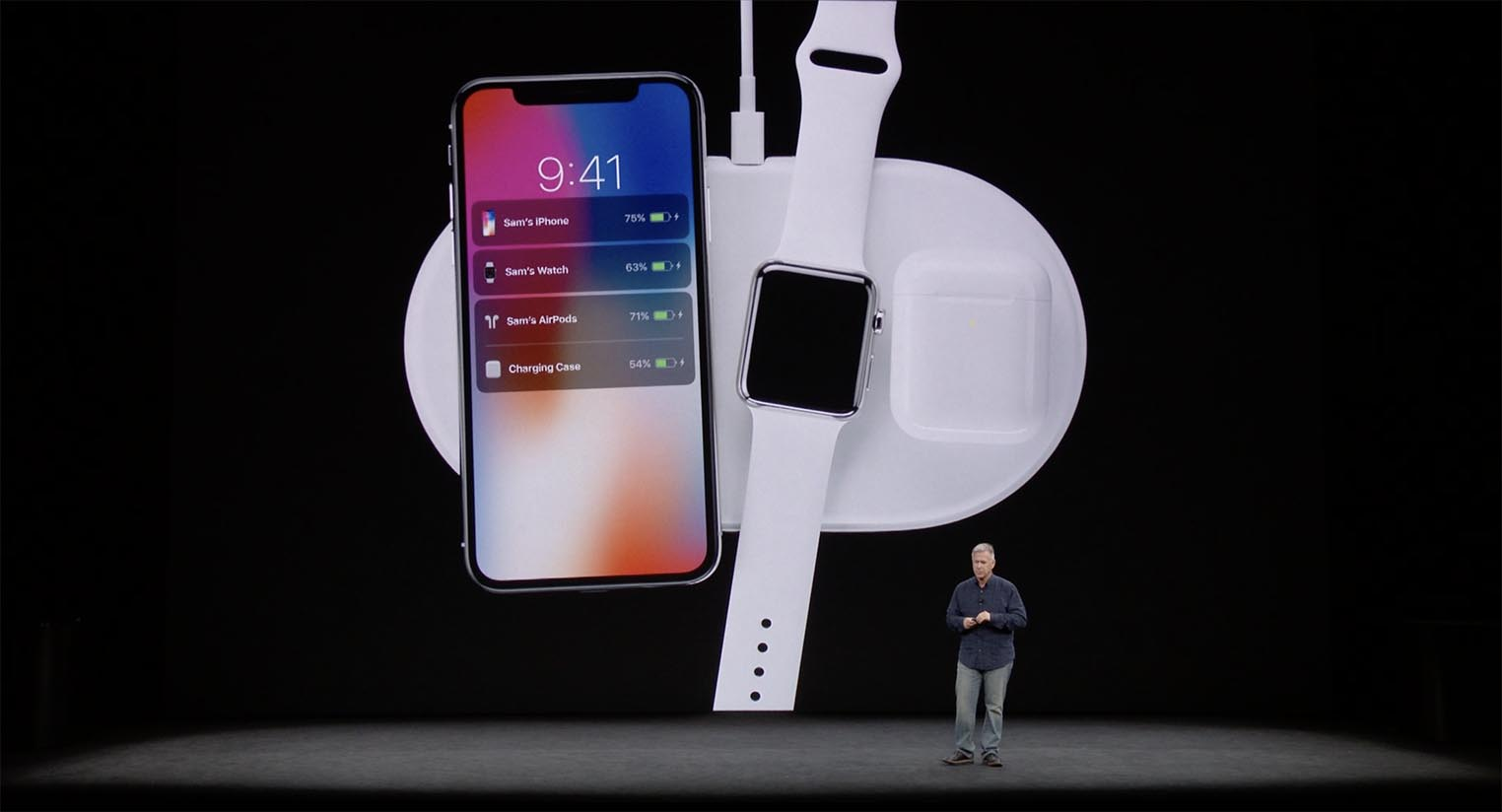 AirPods Case AirPower
