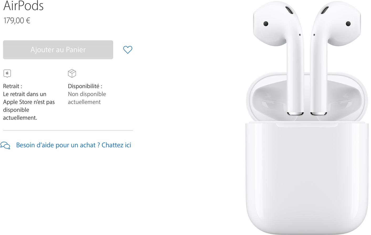AirPods Apple Store