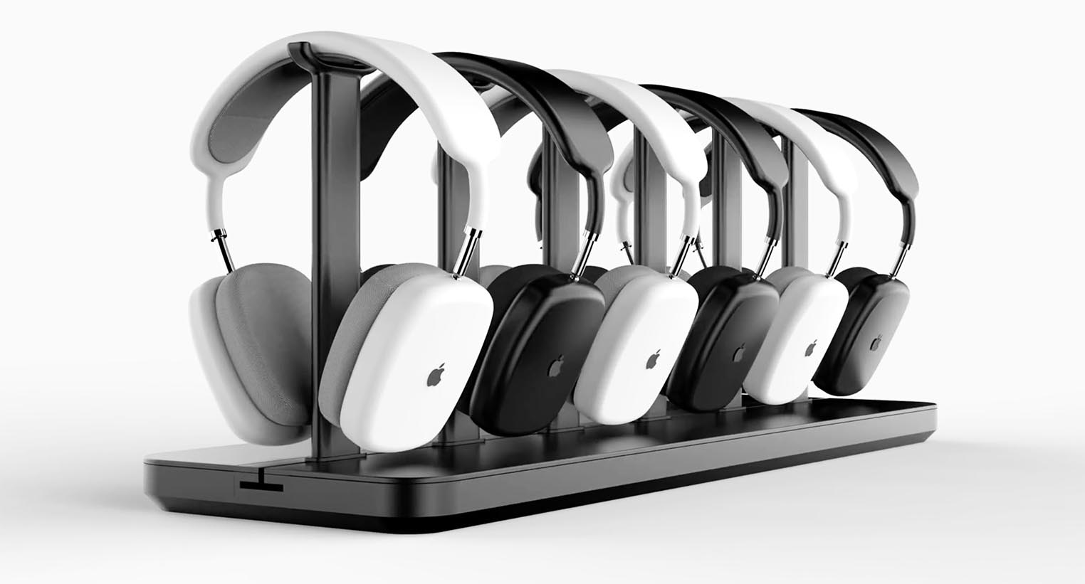 Casque Apple AirPods Studio concet