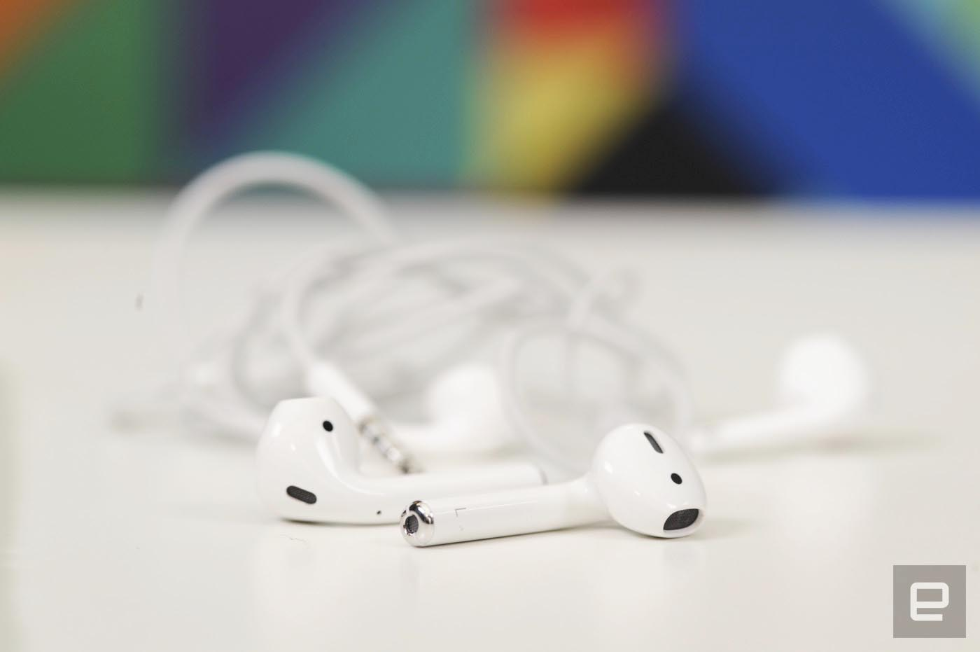 AirPods test