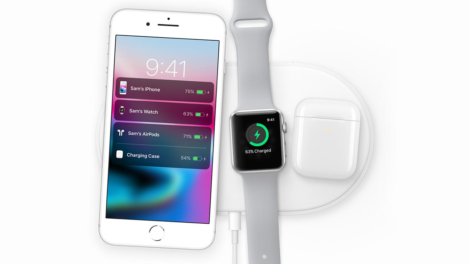 Chargeur AirPower Apple