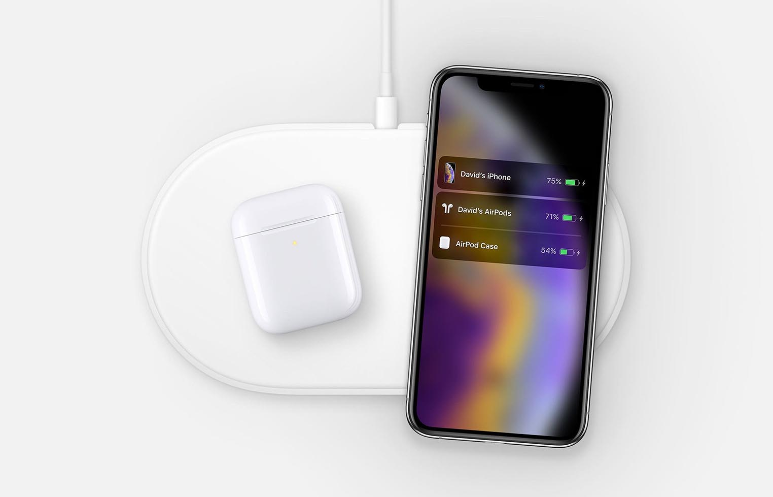 AirPower iPhone AirPods