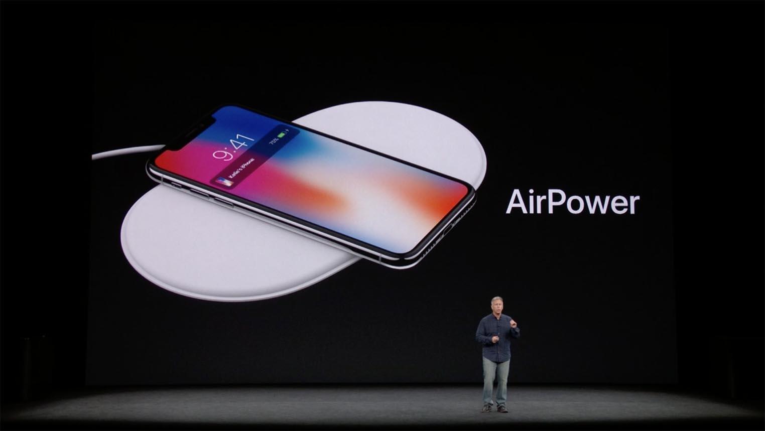 AirPower keynote