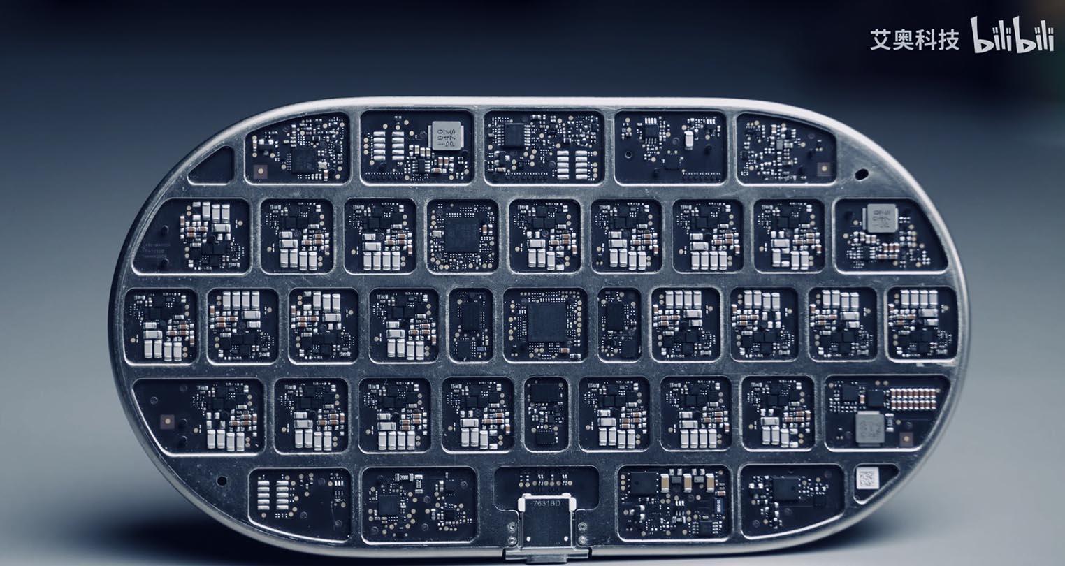 AirPower fuite composants