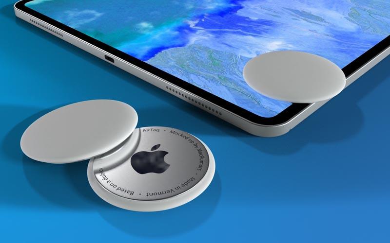 Les AirTags et le nouvel iPad Pro le mois prochain ? - Consomac