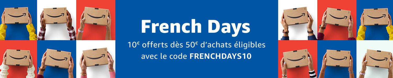 French Days Amazon 2019