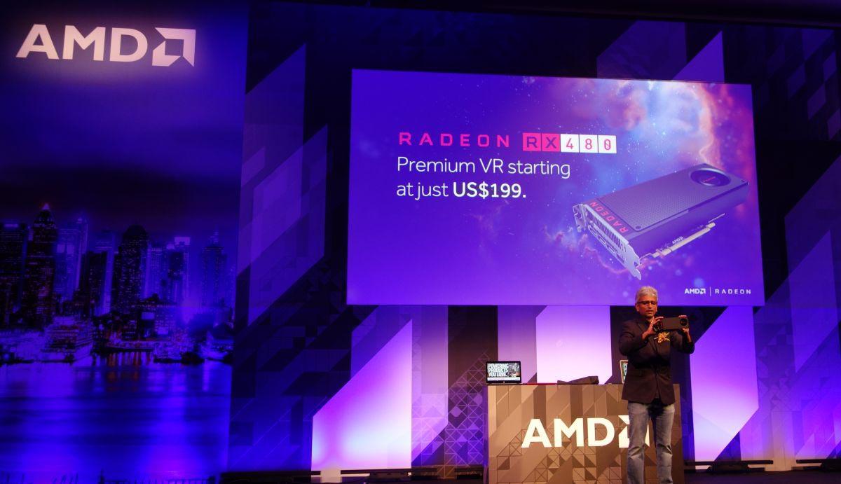 AMD Polaris RX480