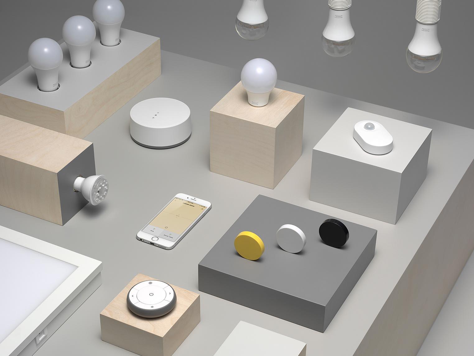 Ampoules Ikea TRADFRI