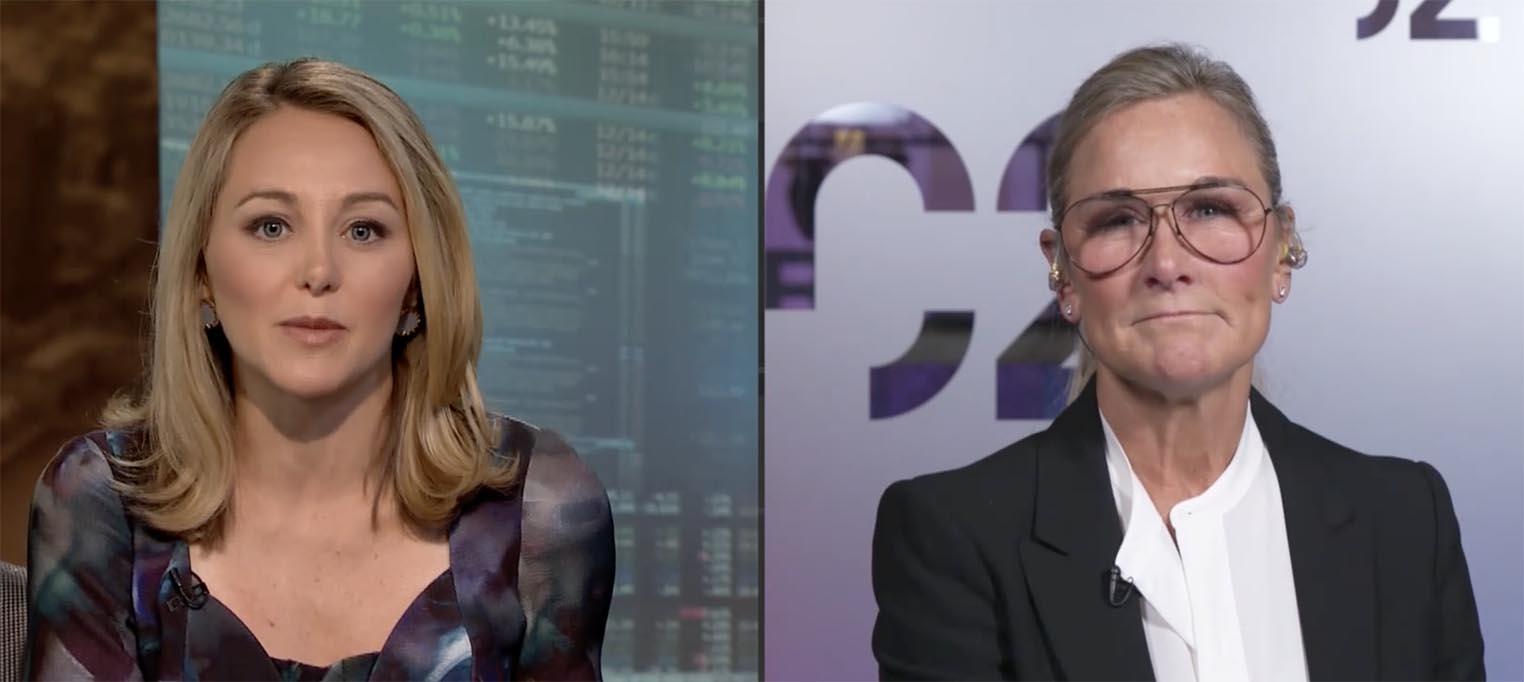 Angela Ahrendts Bloomberg