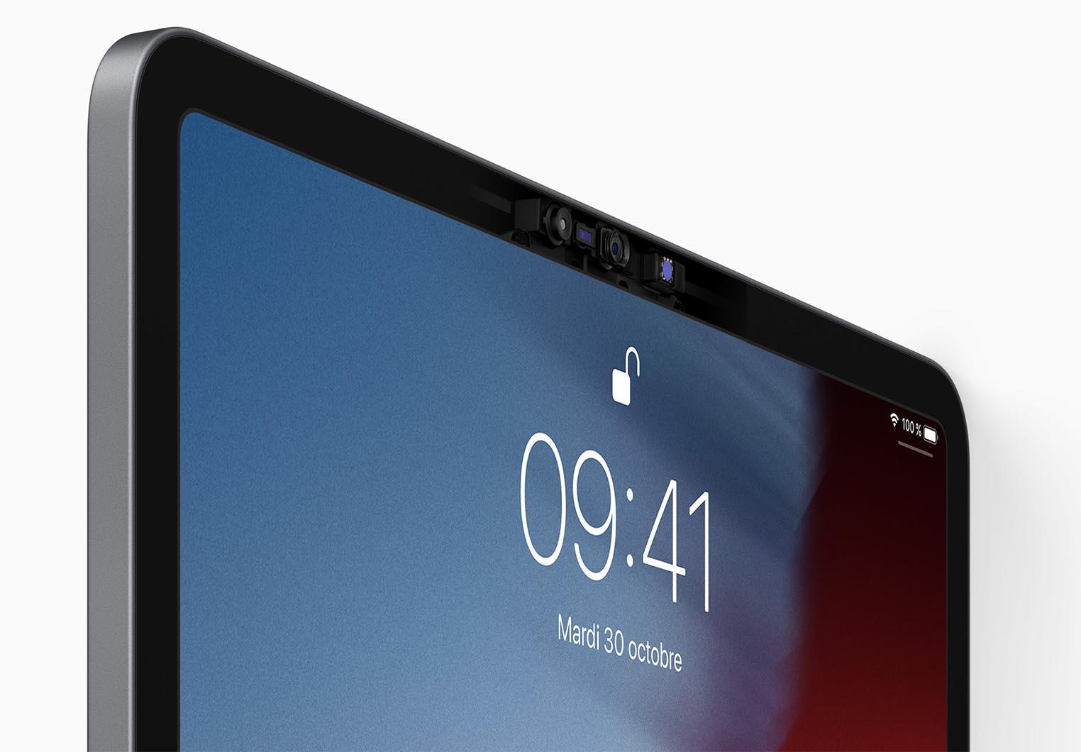 iPad Pro 2018 FaceID