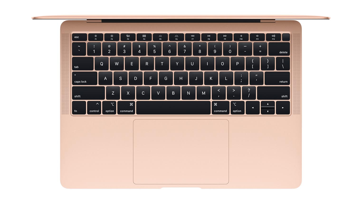 MacBook Air 2018 clavier