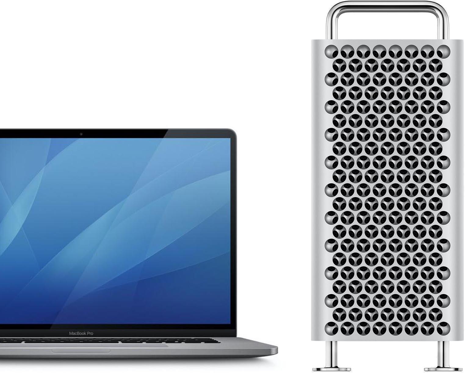 MacBook Pro 16 pouces Mac Pro