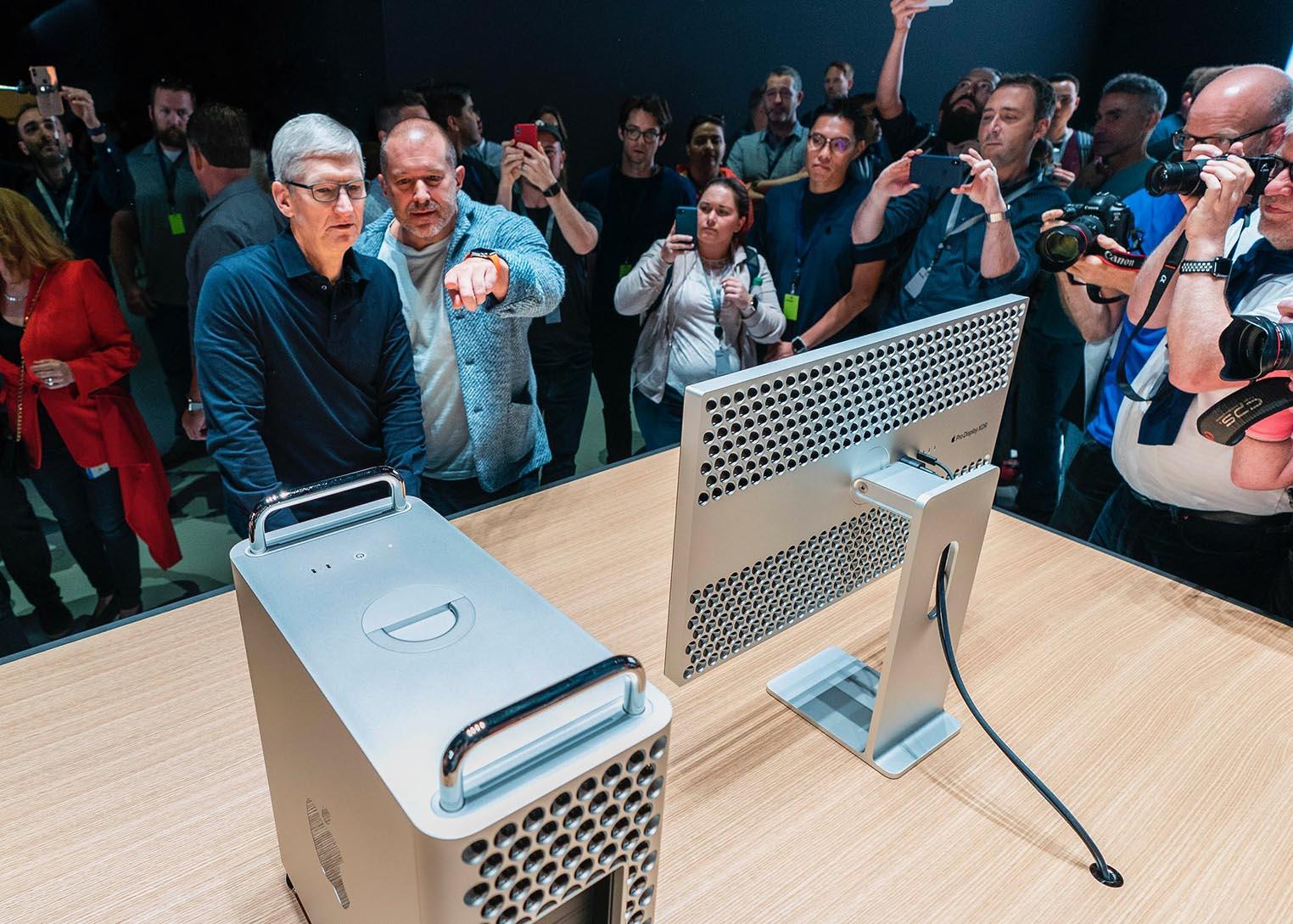Aperçu Mac Pro 2019