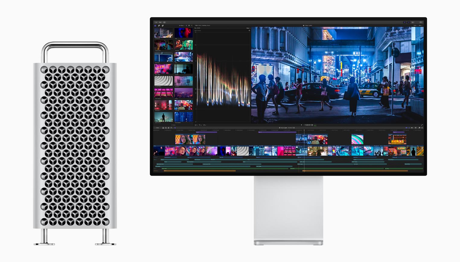 Mac Pro 2019 Apple Pro Display XDR