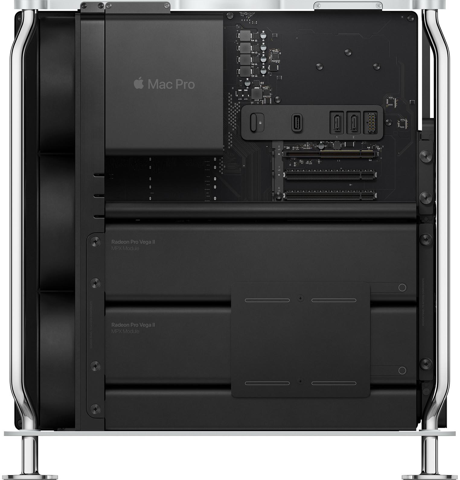 Mac Pro 2019 composants