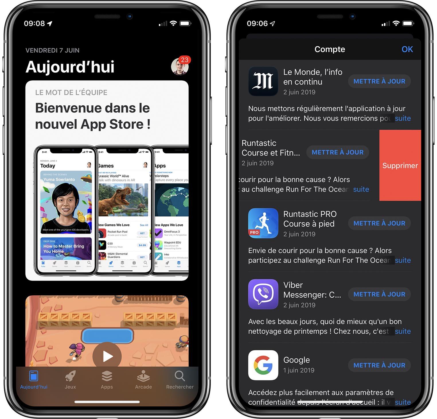 App Store iOS 13