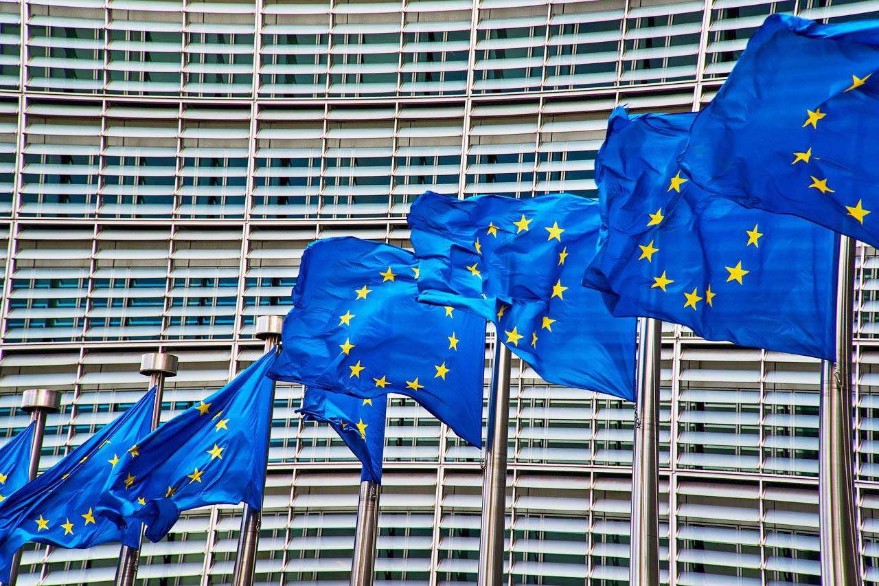 Drapeaux Union européenne
