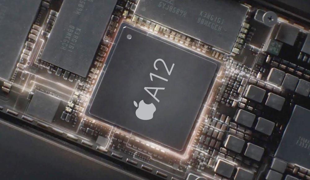 Apple A12 TSMC