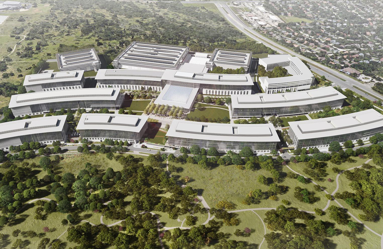 Campus Apple Austin