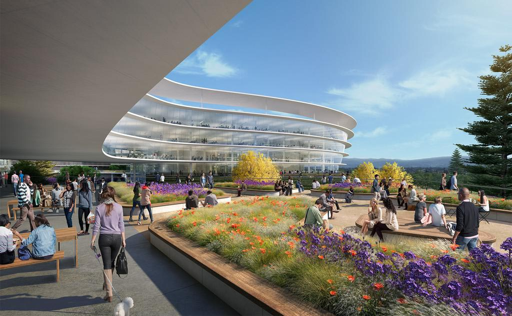 Apple Campus Sunnyvale