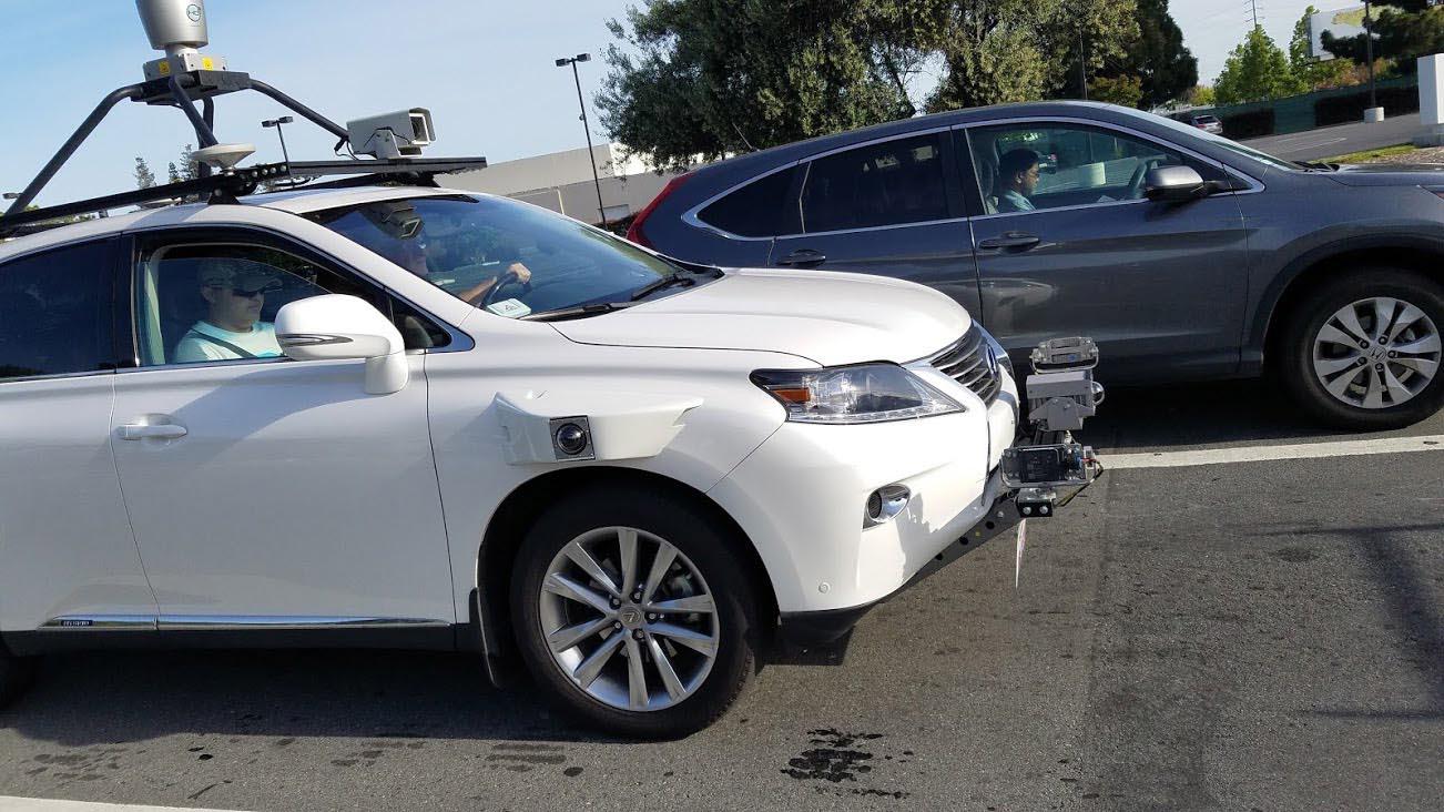 Apple Car Lexus