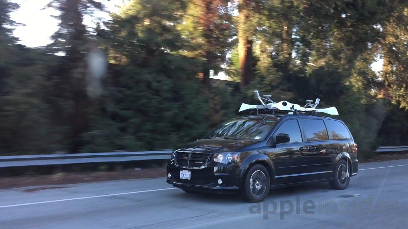 Apple Car LIDAR
