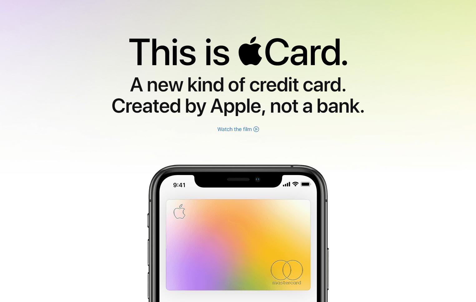 Apple Card Apple.com