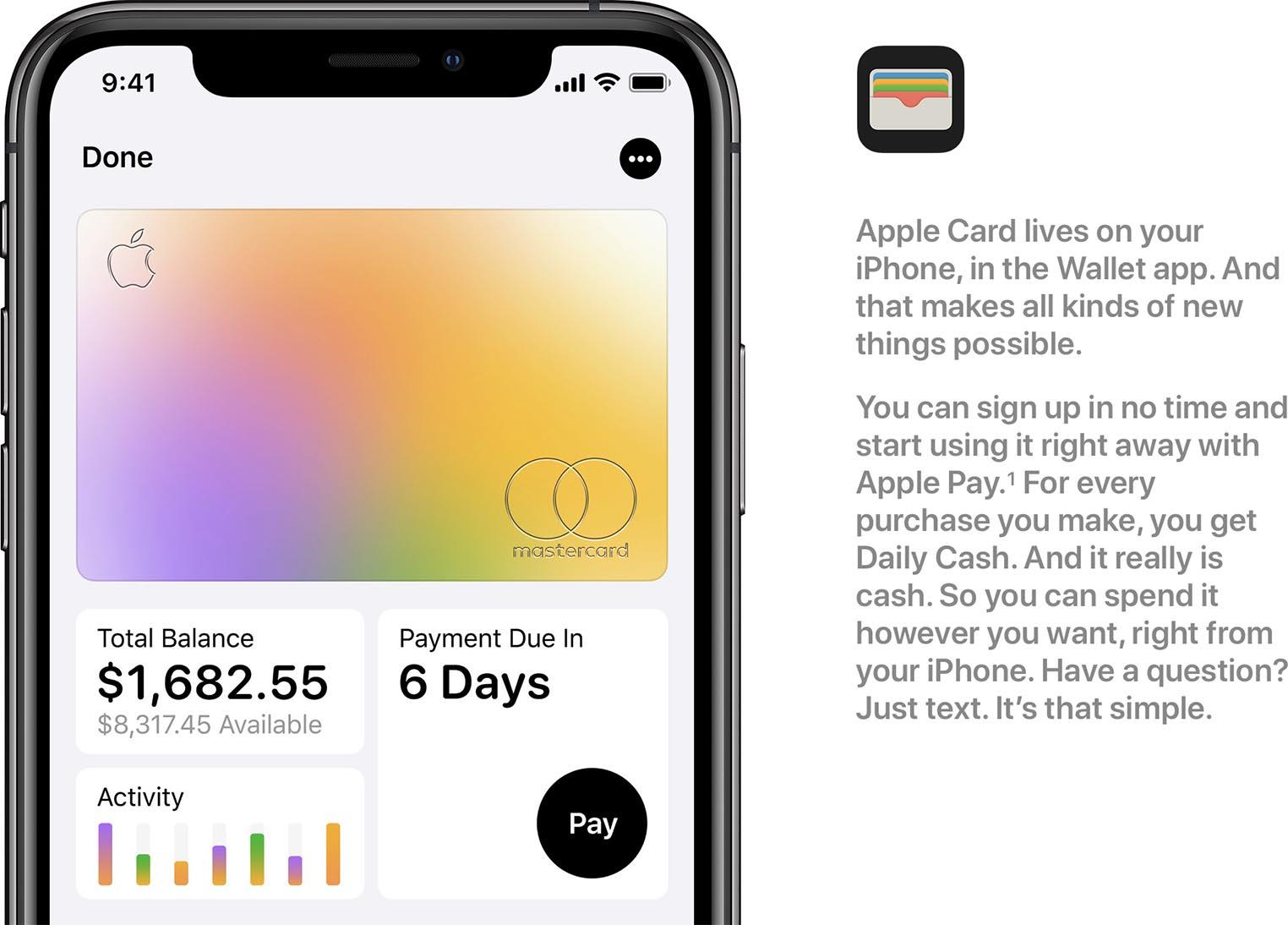 Carte Bancaire Dematerialisee.Consomac Apple Card La Carte Bancaire D Apple