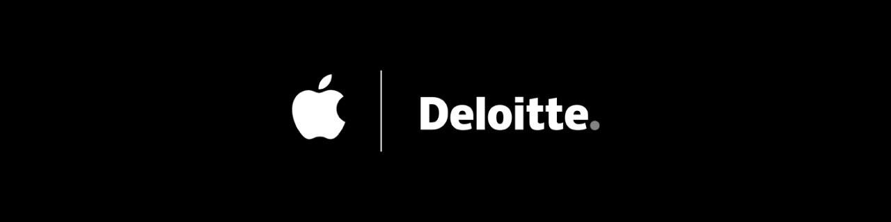 Apple Deloitte