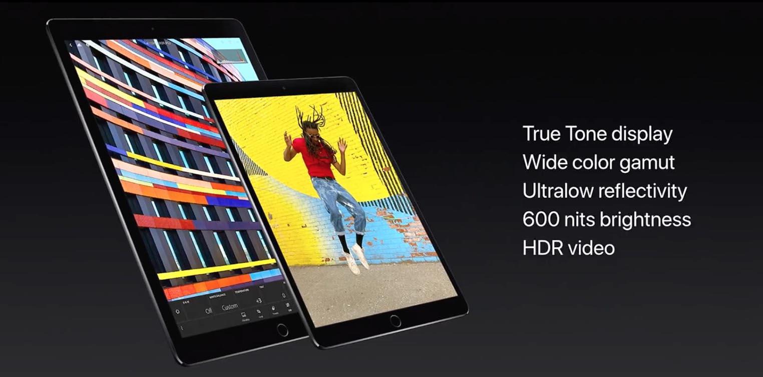 iPad Pro ProMotion