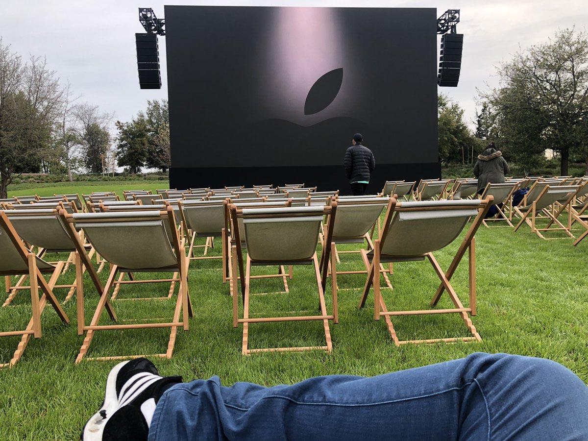 Apple keynote Apple Park