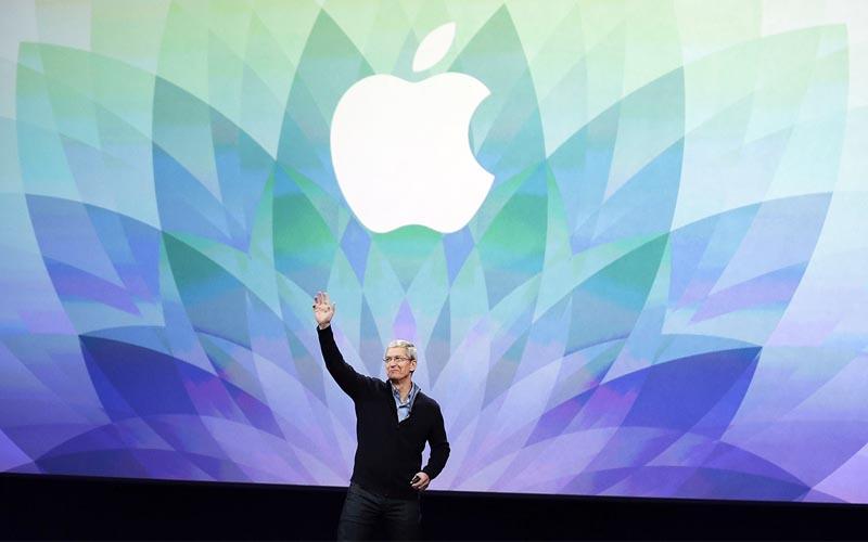 Un événement Apple à la fin du mois de mars ?