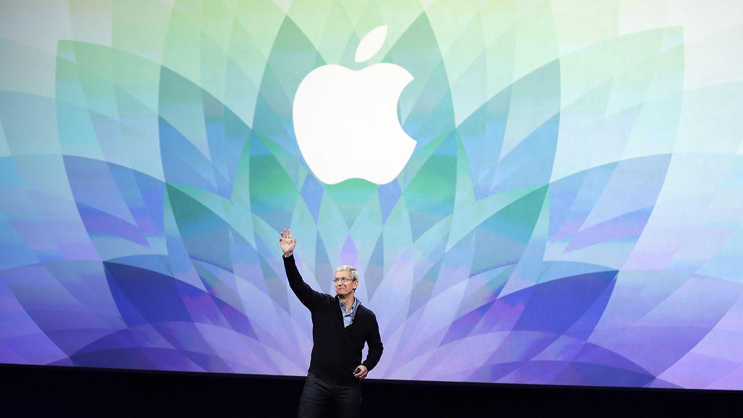 Apple Event mars 2015