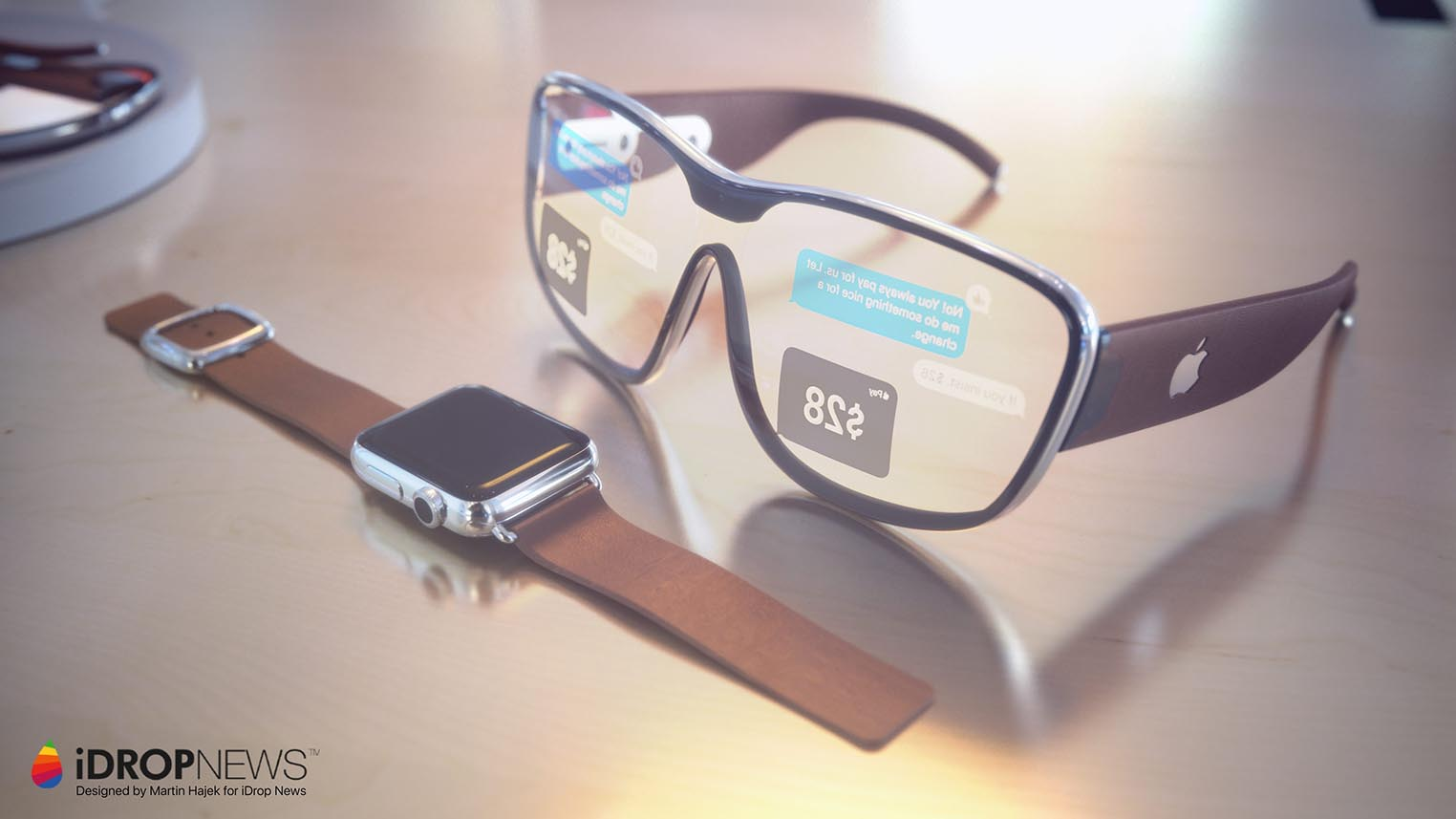 Concept Apple Glasses