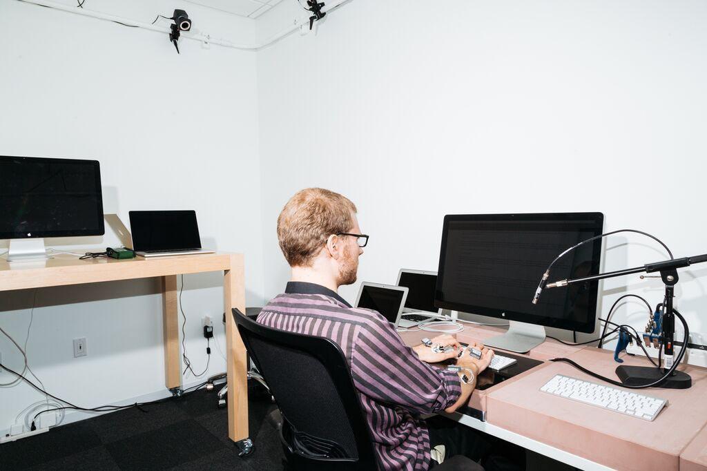 Apple Laboratoire Magic Keyboard test