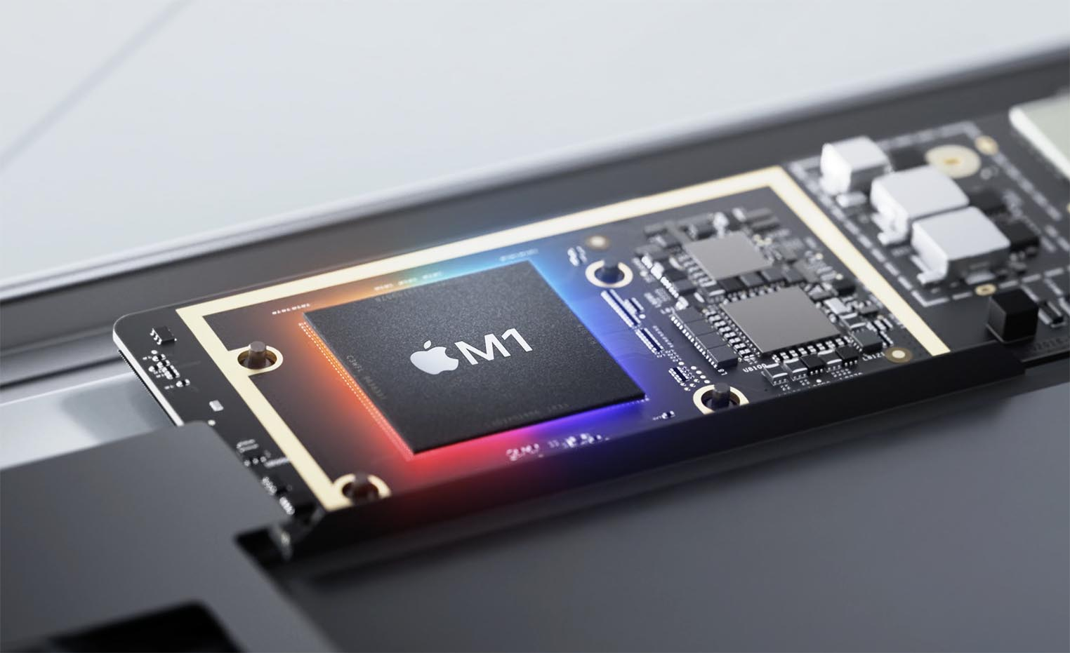 Puce Apple M1 MacBook Air