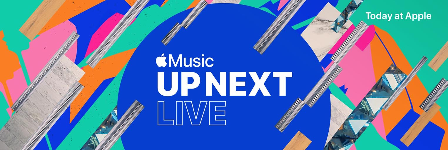 Apple Music Up Next Live