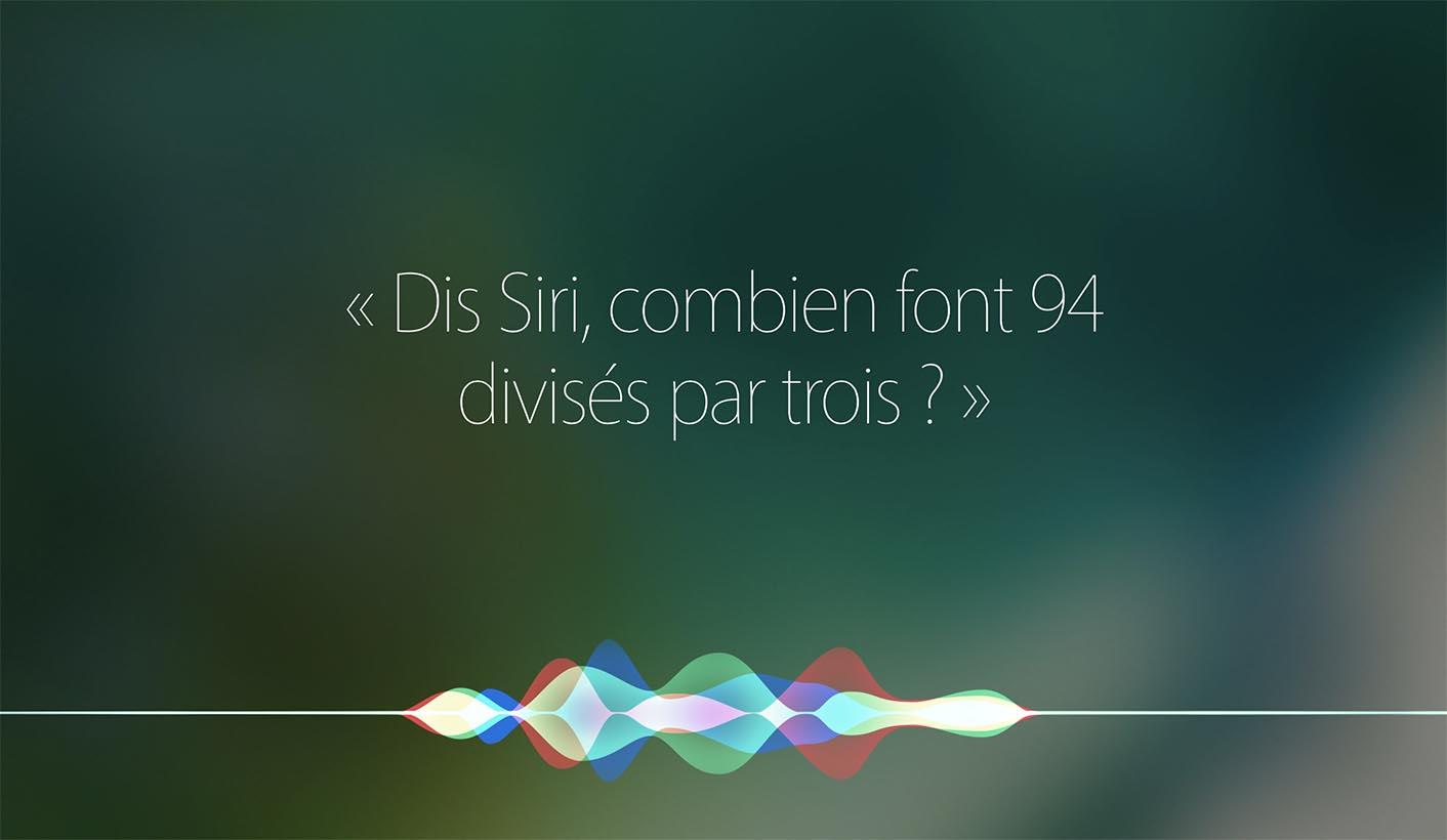 Siri division